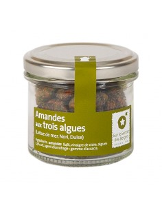 Seaweed Almonds