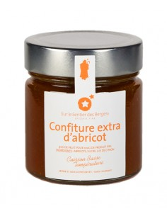 Confiture extra d'abricot -...
