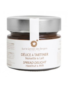 Hazelnut & Milk spread - 180g