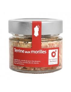 Terrine aux Morilles - 130g