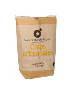Traditional potato chips