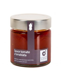 Salsa de tomate con arrabiata