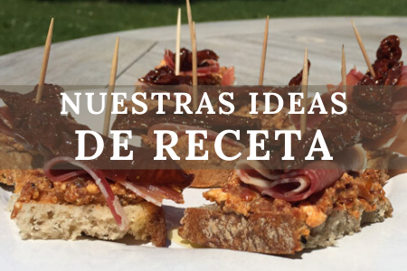 ideas de receta