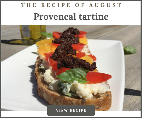 THE RECIPE OF AUGUST