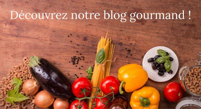 blog gourmand