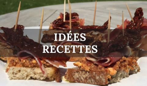 idées recettes