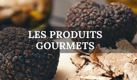 les produits gourmets